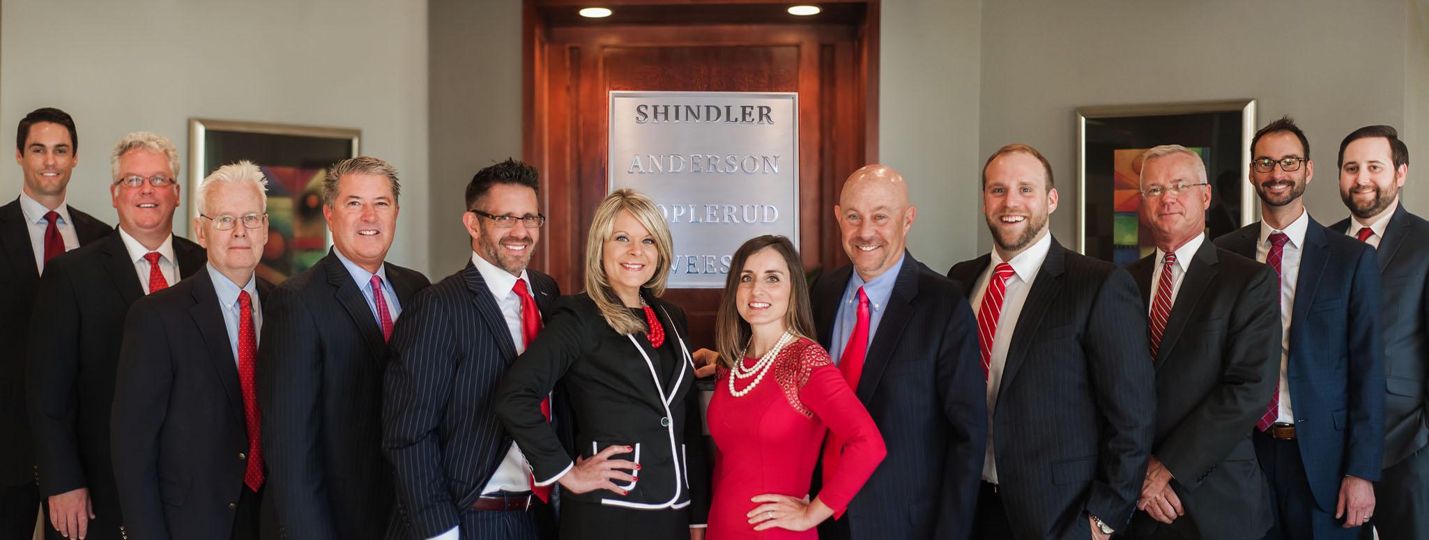 Shindler, Anderson, Goplerud & Weese P.C. West Des Moines, Iowa