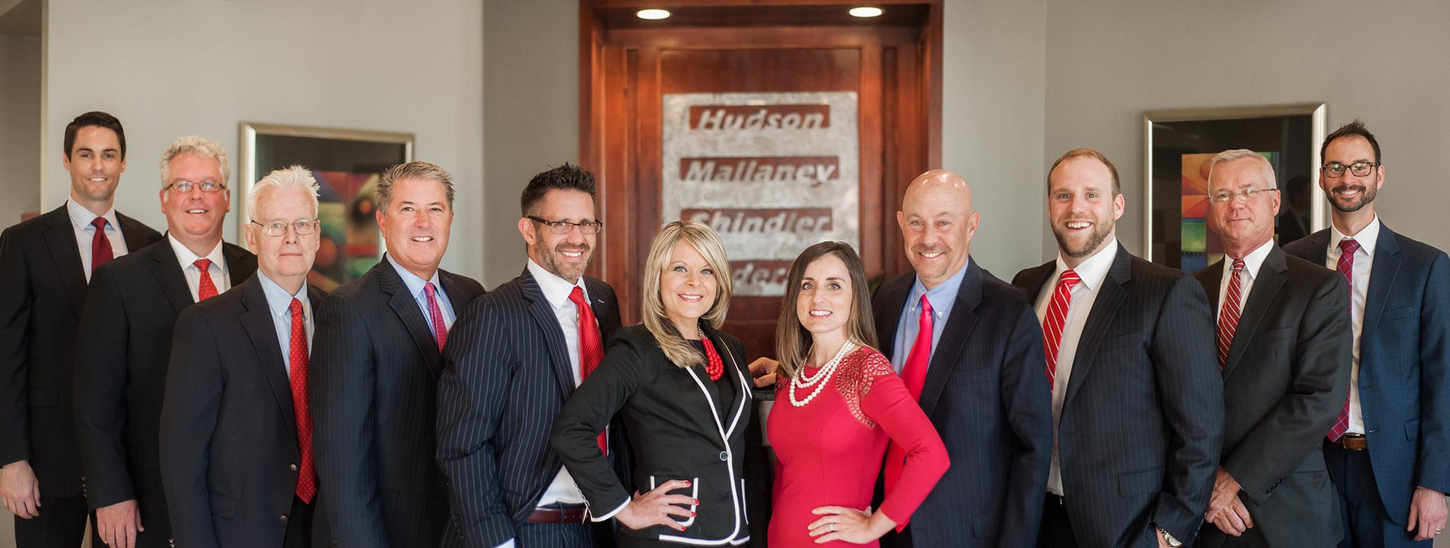 Hudson, Mallaney, Shindler & Anderson, P.C.