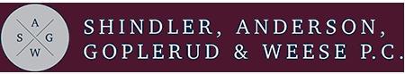 Shindler, Anderson, Goplerud & Weese P.C.
